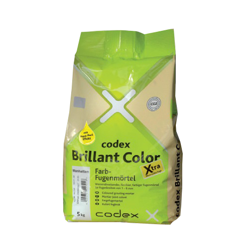 FUGIRNA MASA CODEX BRILLANT COLOR XTRA