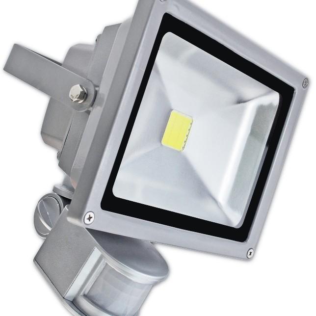 LED REFLEKTOR S SENZORJEM LR20S uai