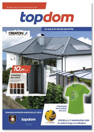 TOPDOM Akcijski katalog september 2019