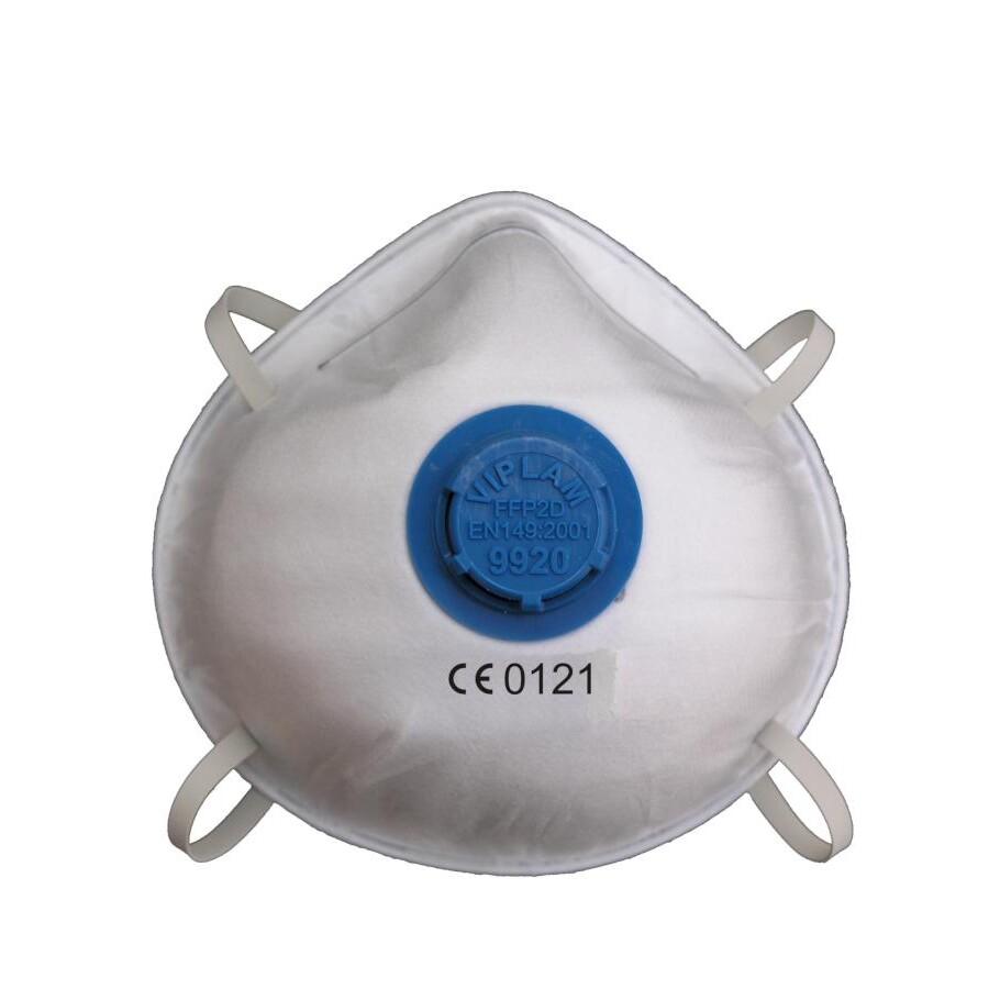 0534 polobrazna zascitna maska z ventilom FFP2 NRD ean38..0605 uai