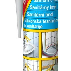 SANITARNI SILIKONSKI KIT SIKA SANISIL 3240140006043 IN 050 1 uai