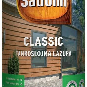 TANKOSLOJNA LAZURA SADOLIN CLASSIC 1 uai