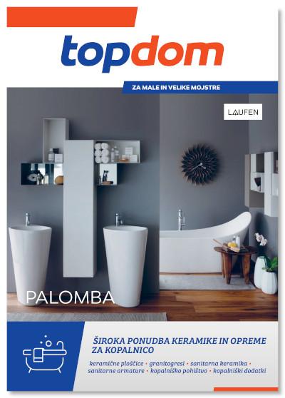 TOPDOM Katalog kopalnic  keramike 2019