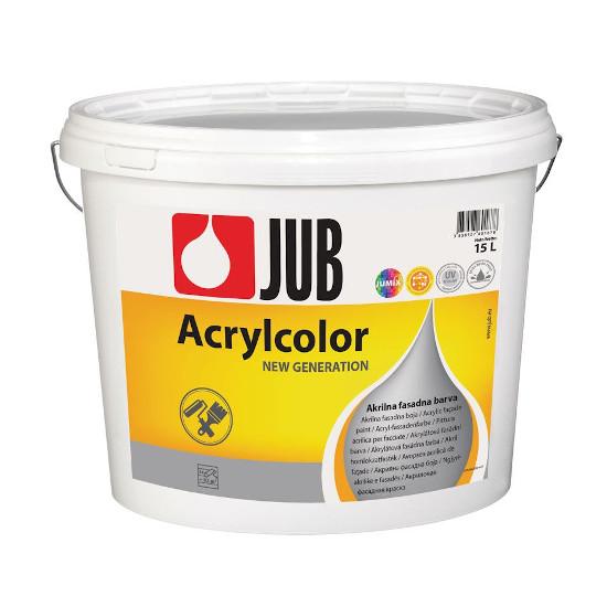 fasadna barva acrylcolor jub