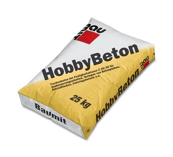 HOBI BETON BAUMIT HOBBYBETON, 25 kg