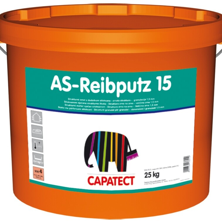 1481 Capatect AS Reibputz 25kg ean90...6410 uai