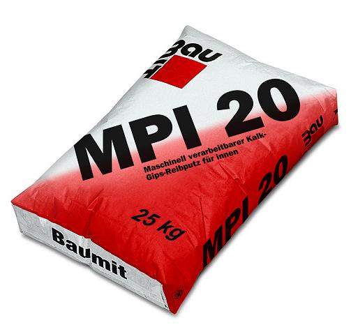 NOTRANJI OMET BAUMIT MPI 20, 25 kg