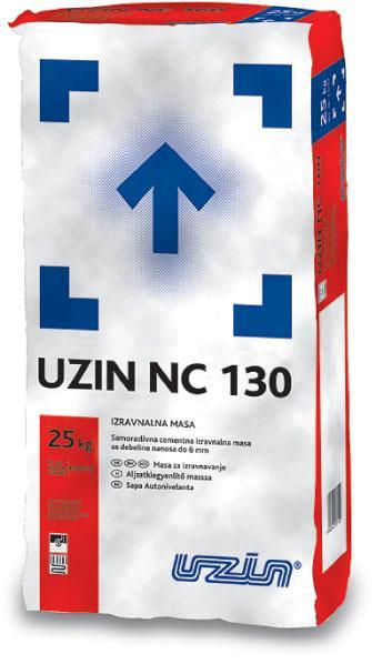 UZIN NC 130 25kg SAMORAZLIVNA IZRAVNALNA MASA