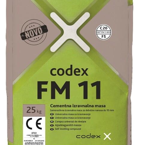 CODEX FM11 uai