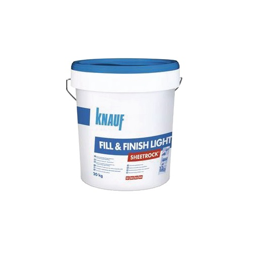 IZRAVNALNA MASA KNAUF FILL & FINISH LIGHT SHEETROCK