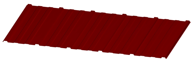 KRITINA PETROVIC TRAPEZ 10 RAL3009