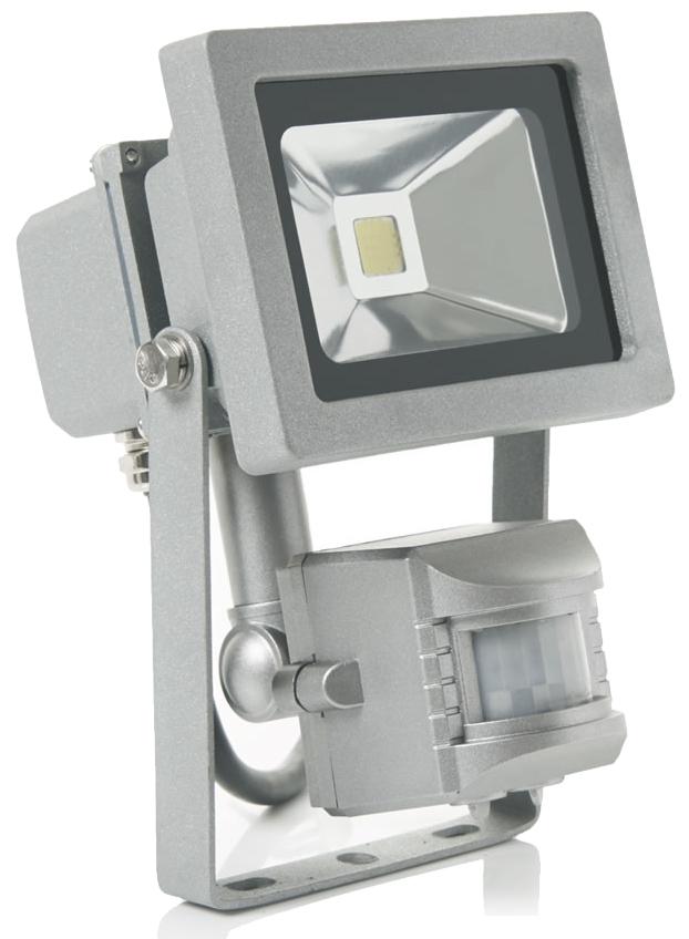 LED REFLEKTOR S SENZORJEM LR10S LED