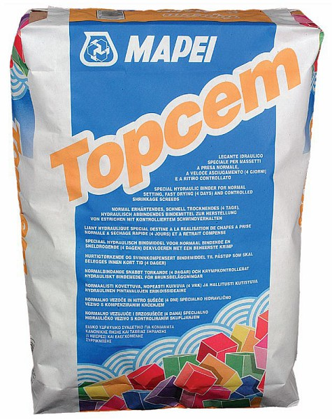 LEPILO MAPEI TOPCEM, 20 kg
