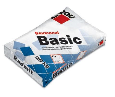 LEPILO ZA KERAMIKO BAUMIT BAUMACOL BASIC