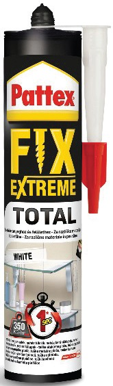 MONTAZNO LEPILO PATTEX TOTAL FIX BELI