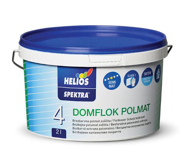 ZIDNA BARVA HELIOS SPEKTRA DOMFLOK LAK MAT