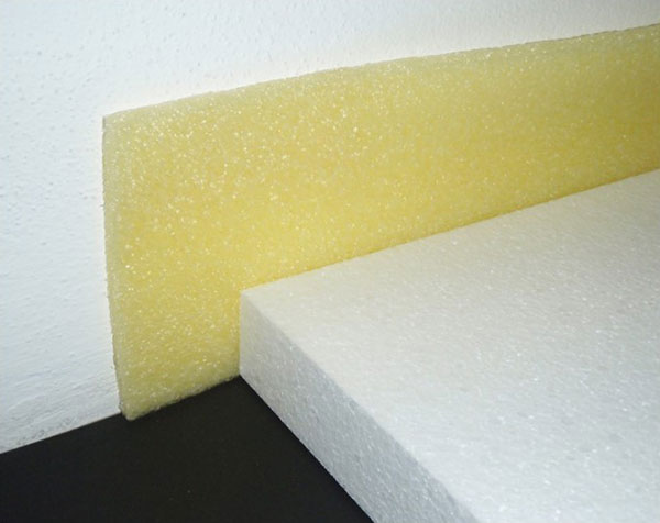 ROBNI TRAK EPE, 200 x 10 mm, 25 m