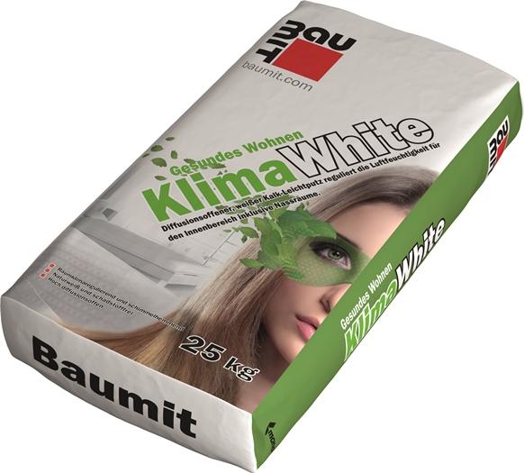 BAUMIT KLIMAWHITE 25kg BELI OMET