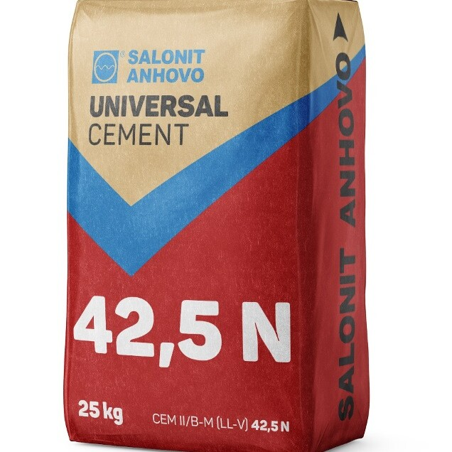 TOPDOM CEMENT SALONIT ANHOVO UNIVERSAL CEMENT 25KG uai