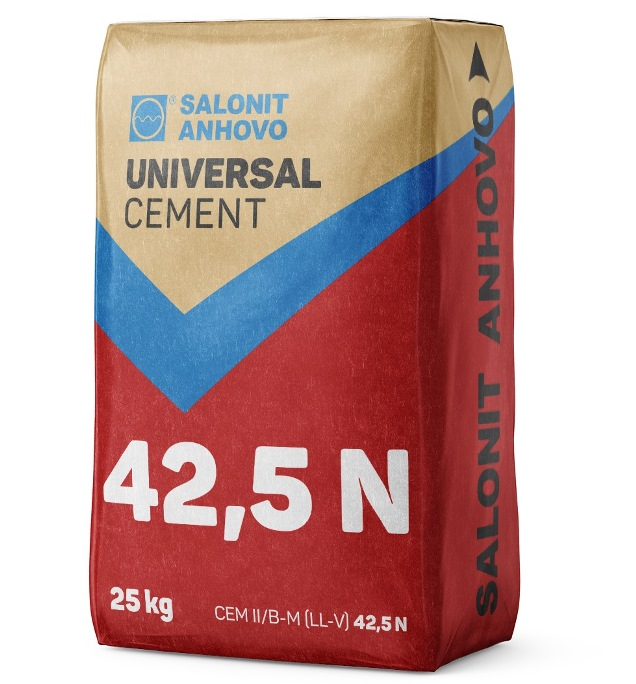 TOPDOM CEMENT SALONIT ANHOVO UNIVERSAL CEMENT 25KG