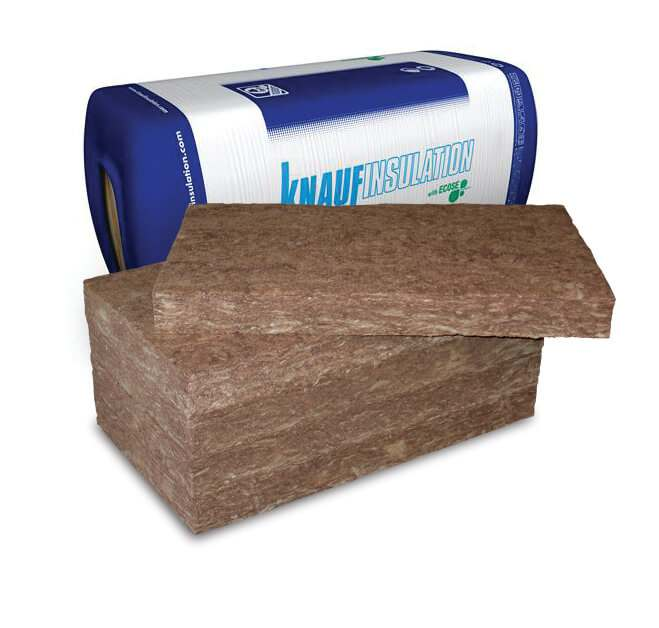 KNAUF INSULATION AKUSTIK BOARD 40mm STEKLENA VOLNA