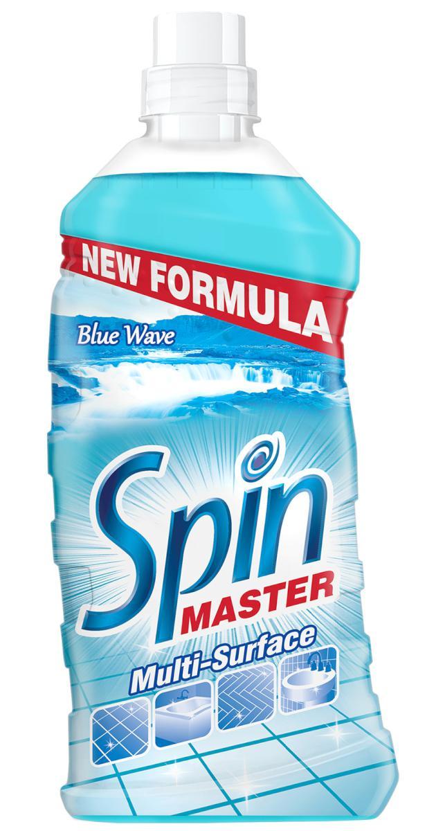 UNIVERZALNO ČISTILO SPIN MASTER BLUE WAVE