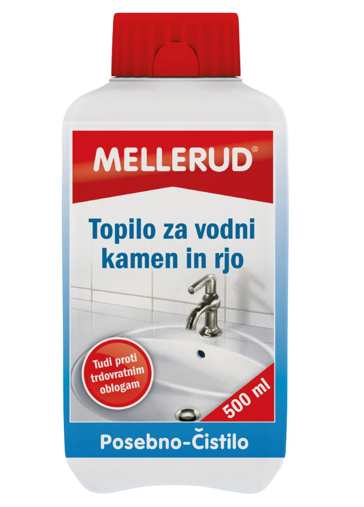 TOPILO ZA VODNI KAMEN IN RJO MELLERUD 500ML