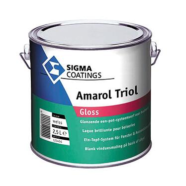 alkidni emajl sigma amarol triol gloss topdom 1 uai