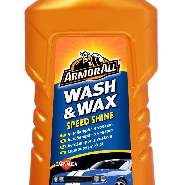avtosampon washwax speed shine armorall 1l 1 uai
