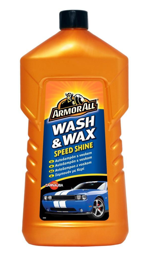 avtosampon washwax speed shine armorall 1l 1