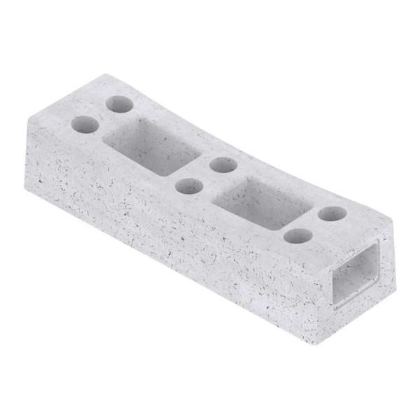 betonski podstavek za premicni ograjni panel topdom