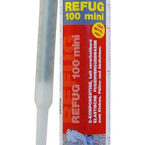 bitumenska masa za zalivanje fug refug 100 mini v kartusi topdom 1 uai