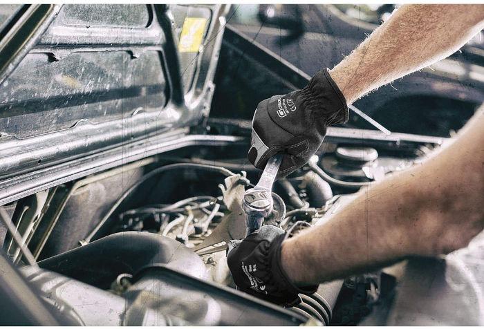 delovne rokavice gebol anti shock premium topdom 2