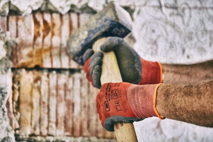 delovne rokavice gebol eco grip topdom 2