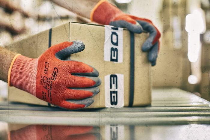 delovne rokavice gebol eco grip topdom 3