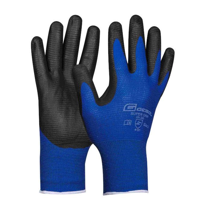 delovne rokavice gebol super grip topdom