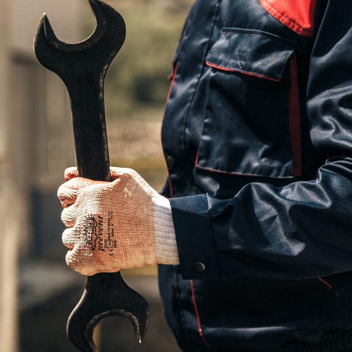 delovne rokavice prevent r 903 topdom 2