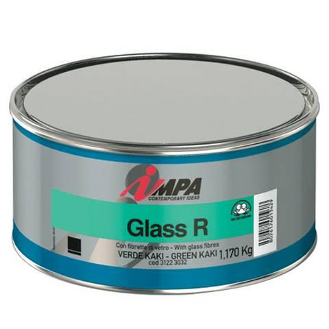 dvokomponentni poliesterski kit za plocevino glass r impa topdom 1