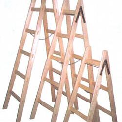 dvostranska lesena lestev topdom 1 uai