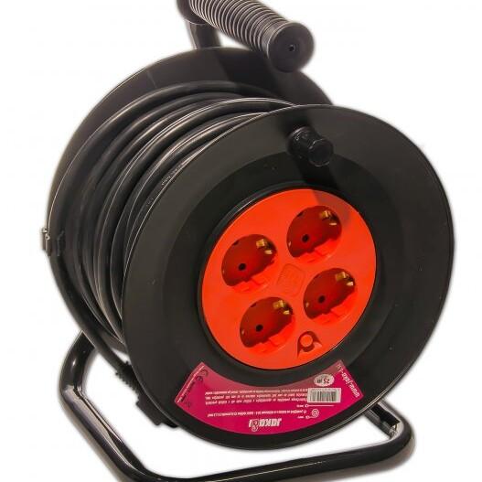 elektricni podaljsek na kolutu 3x1.50mm2 topdom uai
