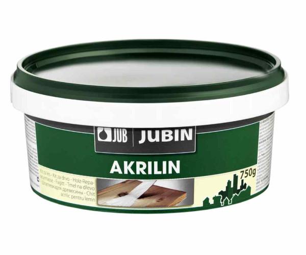 JUBIN AKRILIN 750g KIT ZA LES SMREKA 20, JUB