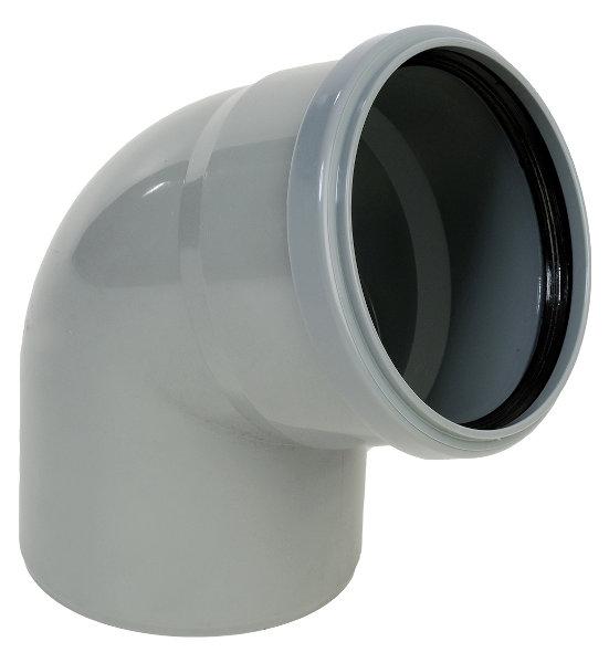 KOLENO PP HTB fi125mm 67,5° ZA HK
