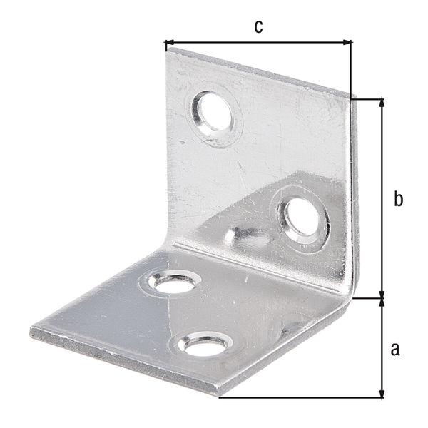 kotnik vezni element inox 30x30x30 gah alberts topdom 2 1
