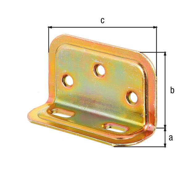kotnik vezni element nastavljiv 25x40x70 gah alberts topdom 2 1