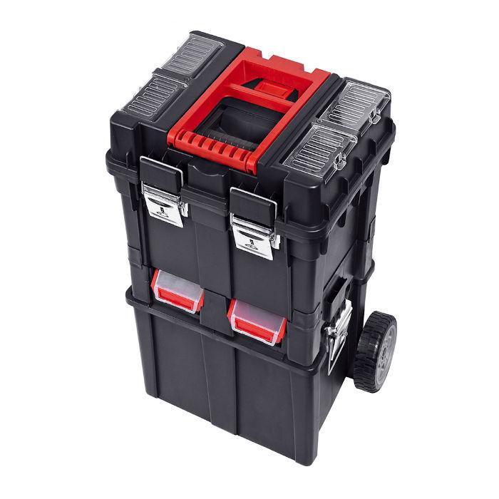 kovcek za shranjevanje wheelbox hd compact patrol topdom 1