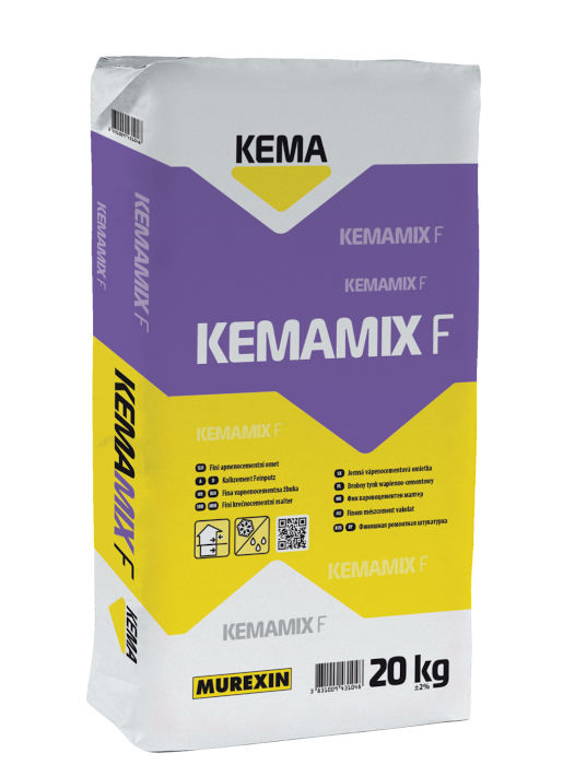 notranji in zunanji omet kemafix f murexin topdom 1