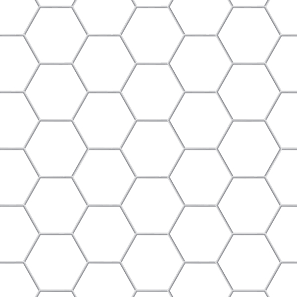 POCINKANA MREŽA HEXAGON
