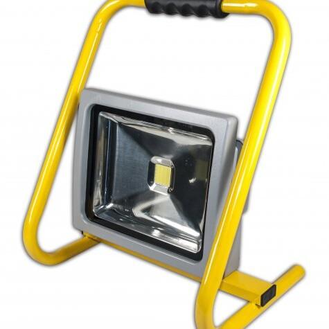 prenosni led reflektor plr30 30w topdom uai