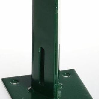 pritrditveni podstavek za steber zelen plastificiran topdom 1 uai
