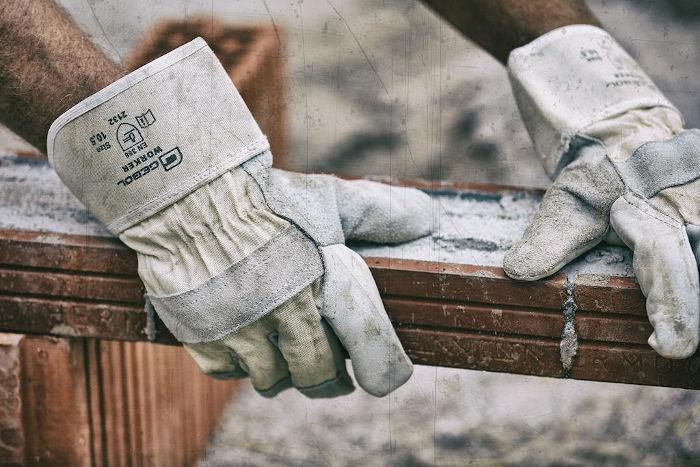 rokavice gebol worker topdom 2